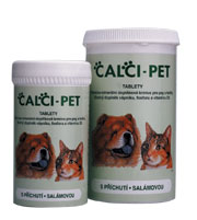 CALCI  PET 50 tabl.- Chicken